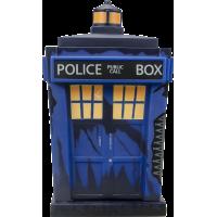 Doctor Who - Titans 8 Inch Trenzalore TARDIS Figure