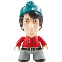 The Monkees - Michael Nesmith Titans 4.5 Inch Vinyl Figure