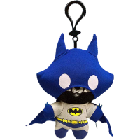Skelanimals - DC Heroes Jae Batman 4 Mini Clip On Plush