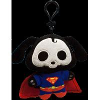 Skelanimals - DC Heroes Dax Superman 4 Mini Clip On Plush