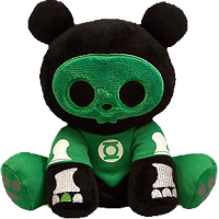 Skelanimals - DC Heroes ChungKee Green Lantern 6 Mini Plush