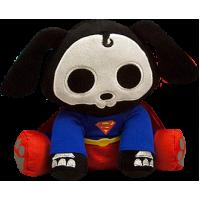 Skelanimals - DC Heroes Dax Superman 6 Mini Plush