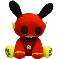 Skelanimals - DC Heroes Jack Flash 6 Mini Plush