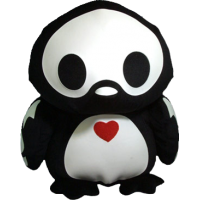 Skelanimals - Pen (Penguin) 8 Encore Deluxe Plush