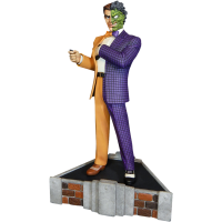 Batman - Two Face Classic Maquette 14 inch Statue