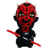 Star Wars - Darth Maul 9 Talking Plush
