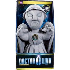 Doctor Who - Weeping Angel Talking Plush