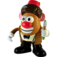 Doctor Who - 11th Doctor Matt Smith Mr Potato Head