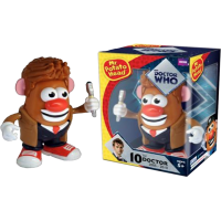 Doctor Who - 10th Doctor David Tennant Mr Potato Head