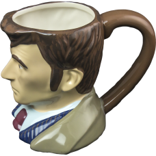 Doctor Who - 10th Doctor David Tennant Toby Style Mug