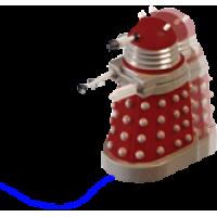 Doctor Who - Dalek Line Tracker