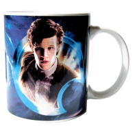 Doctor Who - 11th Doctor Matt Smith Boxed Mug