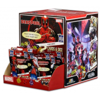 Dice Masters - Deadpool Gravity Feed Display (90 Packs)