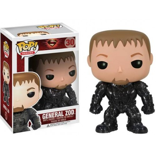Superman: Man of Steel General Zod *Out of the Box* Pop! Vinyl Figure