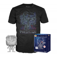 POP! Collectors Box: The Predator POP! and Tee - Black (Exclusive)
