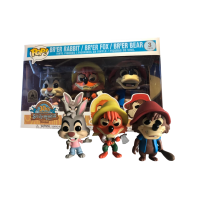 Splash Mountain - Br'er Bear, Fox, and Rabbit 3 Pack Disney Parks Pop! Vinyl Figures