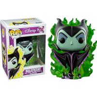 Sleeping Beauty - Maleficent (New) Pop! Vinyl Figure