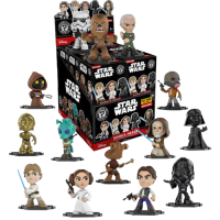 Star Wars - Mystery Mini HT Exclusive Blind Box DIsplay (12 Units)