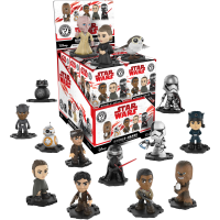 Star Wars Episode VIII: The Last Jedi - Mystery Minis GS Exclusive Blind Box Vinyl Figure (Display of 12)