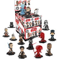 Star Wars Episode VIII: The Last Jedi - Mystery Minis WG Exclusive Blind Box Vinyl Figure (Display of 12)