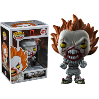 IT (2017) - Pennywise with Teeth Pop! Vinyl Figure