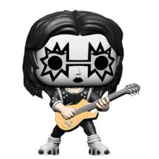 Kiss - Ace Frehley The Spaceman Pop! Vinyl Figure