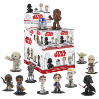 Star Wars Episode V: The Empire Strikes Back - Mystery Minis Blind Box (Display of 12)
