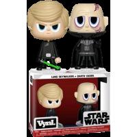 Star Wars -  Luke Skywalker and Darth Vader Vynl. Vinyl Figure 2-Pack