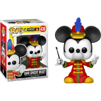 Disney - Band Concert Mickey 90th Anniversary Pop! Vinyl Figure