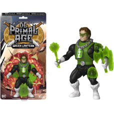 DC Primal Age - Green Lantern 5.5 Inch Action Figure