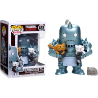 Fullmetal Alchemist - Alphonse Elric with Kittens Pop! Vinyl Figure