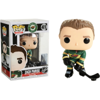 NHL Hockey - Zach Parise Minnesota Wild Pop! Vinyl Figure