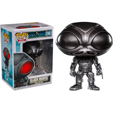 Aquaman (2018) - Black Manta Flat Black Pop! Vinyl Figure