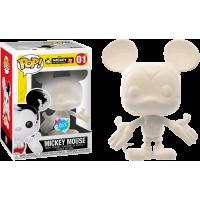 Disney - DIY Mickey Mouse 90th Anniversary Pop! Vinyl Figure