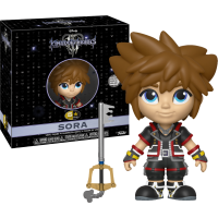 Kingdom Hearts III - Sora 5 Star 4 inch Vinyl Figure