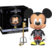 Kingdom Hearts III - Mickey 5 Star 4 inch Vinyl Figure