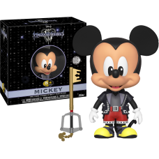 Kingdom Hearts III - Mickey 5 Star 4 Inch Vinyl Figure