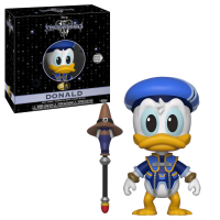 Kingdom Hearts III - Donald 5 Star 4 Inch Vinyl Figure