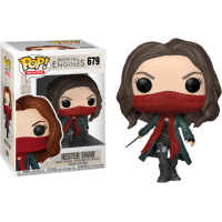 Mortal Engines - Hester Shaw Pop! Vinyl Figure