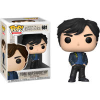 Mortal Engines - Tom Natsworthy Pop! Vinyl Figure