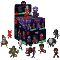 Spider-Man: Into The Spider-Verse - Mystery Minis Blind Box (Display of 12)