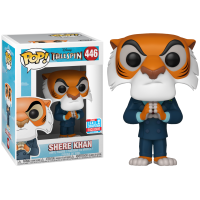 TaleSpin - Shere Khan with Hands Together Pop! Vinyl Figure (2018 Fall Convention Exclusive)