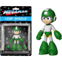 Mega Man - Mega Man Leaf Shield Action Figure