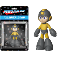 Mega Man - Mega Man Thunder Beam Action Figure