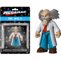 Mega Man - Dr. Wily Action Figure