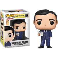 The Office - Michael Scott Pop! Vinyl Figure