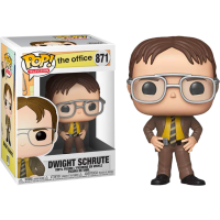 The Office - Dwight Schrute Pop! Vinyl Figure