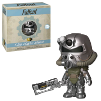 Fallout - T-51 Power Armor 5-Star Vinyl Figure