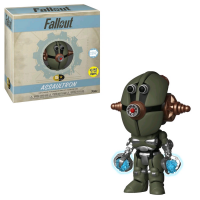 Fallout - Assaultron 5-Star Vinyl Figure