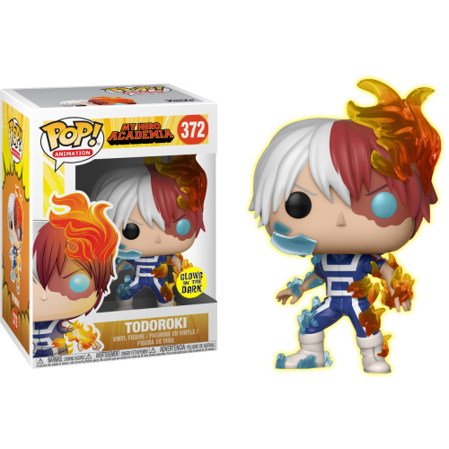 My Hero Academia - Todoroki Glow in the Dark Pop! Vinyl Figure
